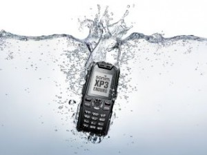 cell phones and water damage